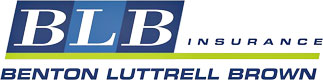 Benton Luttrell Brown Insurance Logo