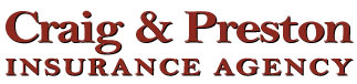 Craig & Preston Insurance Agency Logo