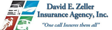 David E. Zeller Insurance Agency, Inc. Logo