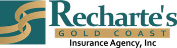 Recharte's Gold  Coast  Insurance Agency Inc Logo