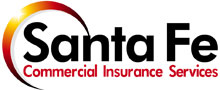Santa Fe Commercial Insurance Services Logo