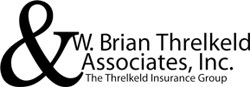 W. Brian Threlkeld and Assoc., Inc. Logo
